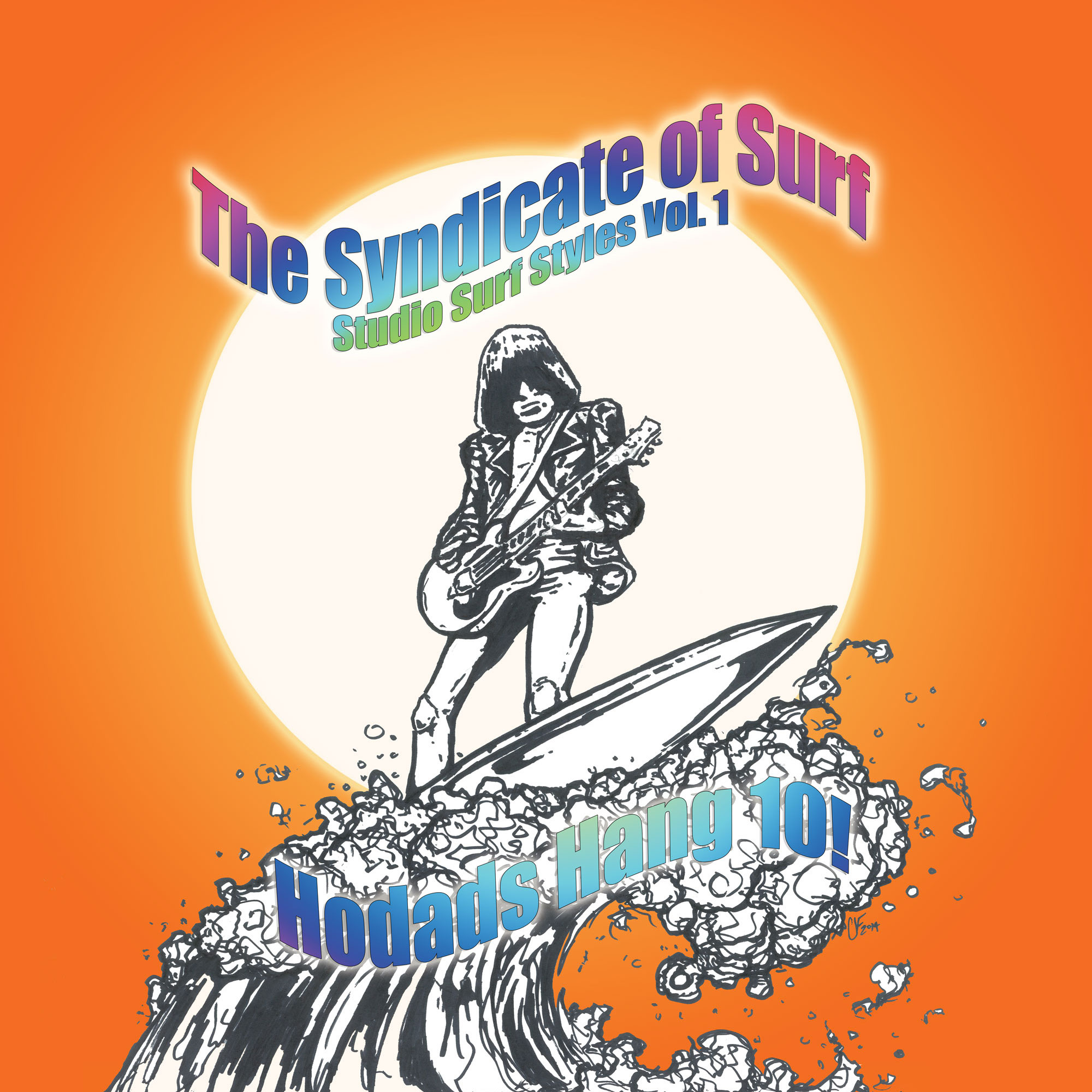 Studio Surf Styles Vol.1 Hodads Hang 10!